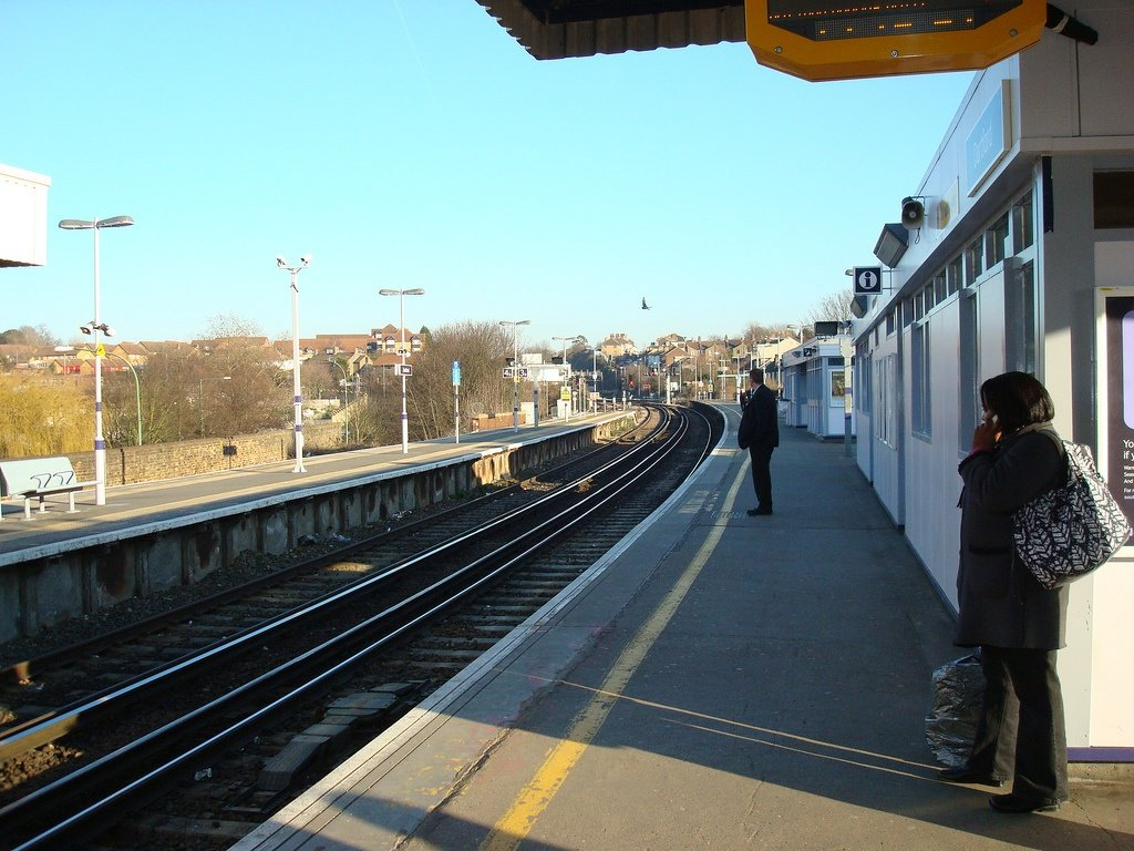 Dartford Station